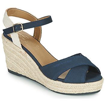 Zapatos Mujer Sandalias Tom Tailor 6990101-NAVY Marino
