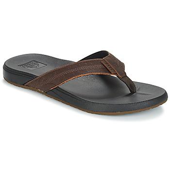 Zapatos Hombre Chanclas Reef CUSHION BOUNCE PHANTOM LE Marrón