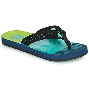 Zapatos Niño Chanclas Reef KIDS AHI Azul / Verde