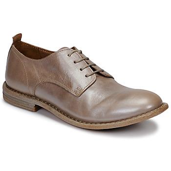 Zapatos Mujer Derbie Moma DALID VARLEY Camel