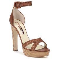 Zapatos Mujer Sandalias Rupert Sanderson KOOMELA Marrón