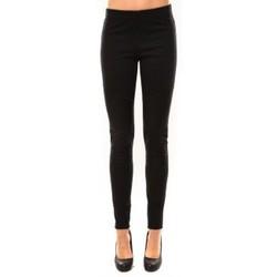 textil Mujer leggings Sweet Company Jogging Legging Place du Jour Noir Negro