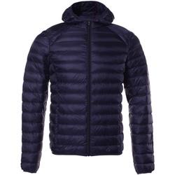 textil plumas Jott Just Over The Top Chaquetas & Abrigos NICO azul