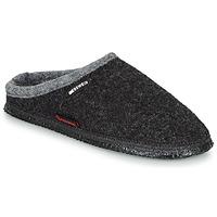 Zapatos Pantuflas Giesswein DANNHEIM Antracita