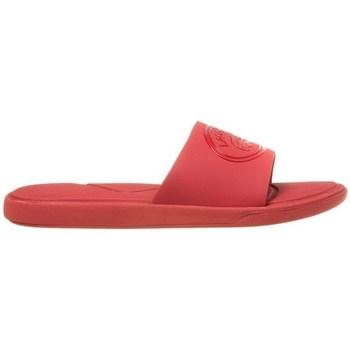 Zapatos Mujer Chanclas Lacoste L30 Slide Rojo