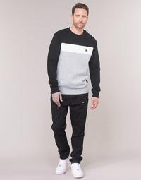 textil Hombre pantalones con 5 bolsillos G-Star Raw POWEL SLIM TRAINER Marino