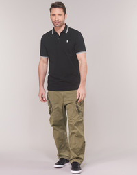 textil Hombre Pantalón cargo G-Star Raw ROVIC 3D AIRFORCE RELAXED Beige