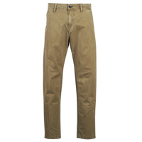 textil Hombre pantalones chinos G-Star Raw BRONSON STRAIGHT TAPERED CHINO Beige