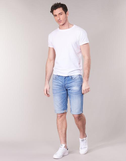 12 Light Envejecido Hombre ShortsBermudas G Textil 3302 star Raw Azul MVpUqzSG