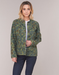 textil Mujer cazadoras G-Star Raw ROVIC AO FIELD OVERSHIRT Verde