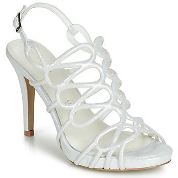 Zapatos Mujer Sandalias Menbur CLEMENTINA Marfil