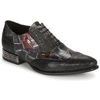 Zapatos Hombre Richelieu New Rock SALSO Negro