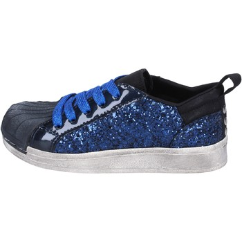 Zapatos Niña Zapatillas bajas Holalà BT330 azul