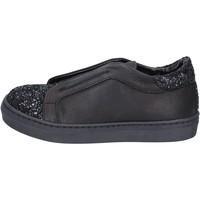 Zapatos Niña Slip on Holalà BT357 negro