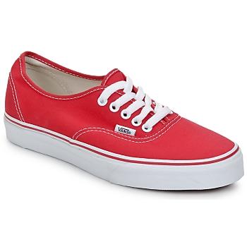 vans Zapatos rojas