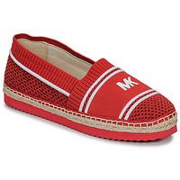 Zapatos Mujer Alpargatas MICHAEL Michael Kors RAYA Rojo