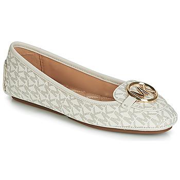 Zapatos Mujer Bailarinas-manoletinas MICHAEL Michael Kors LILLIE MOC Beige