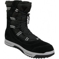Zapatos Niños Botas de nieve Timberland Snow Stomper Pull On WP Jr negro