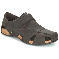 Zapatos Hombre Sandalias Panama Jack FLETCHER Marrón