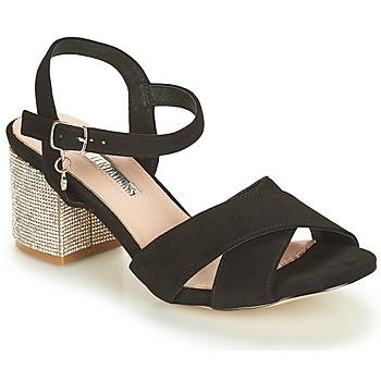 Zapatos Mujer Sandalias Xti 32063 Negro