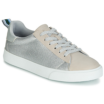 Zapatos Mujer Zapatillas bajas Esprit Cherry Glimmer LU Beige