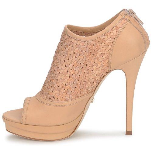 De Jerome Elli CRousseau Zapatos Mujer Tacón Nude Woven mNPvy0O8nw