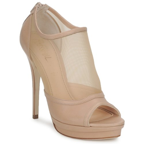 Zapatos Mujer Low boots Jerome C. Rousseau ELLI MESH Nude