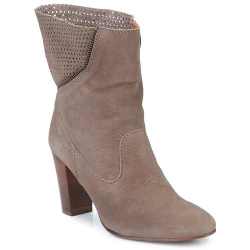 Zapatos Mujer Botines Lottusse ERMINIA Marmol