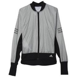 textil Mujer sudaderas adidas Originals Adizero Climaproof Jacket W Gris