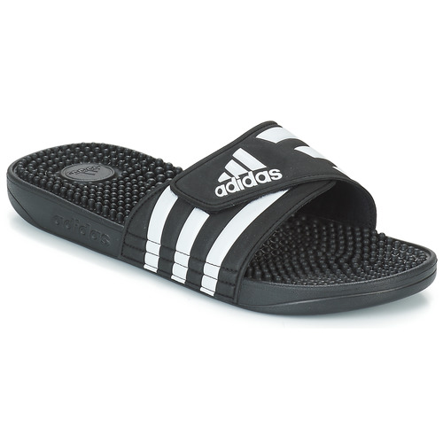 Zapatos Chanclas adidas Performance ADISSAGE Negro / Blanco