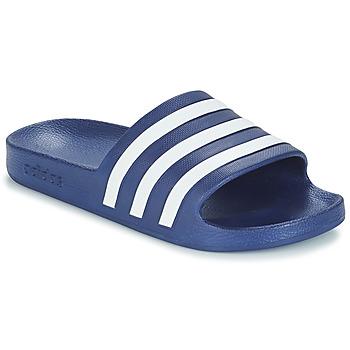 Zapatos Chanclas adidas Originals ADILETTE AQUA Azul