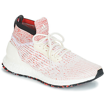 Zapatos Hombre Running / trail adidas Originals ULTRABOOST ALL TERR Blanco / Rojo