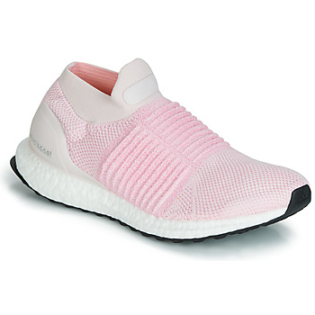 Zapatos Mujer Running / trail adidas Originals ULTRABOOST LACELESS Rosa