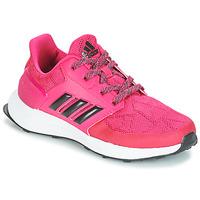 Zapatos Niña Running / trail adidas Performance RAPIDARUN K Rosa