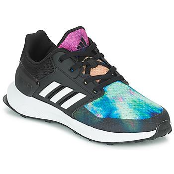 Zapatos Niña Running / trail adidas Performance RAPIDARUN X K Negro