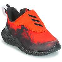 Zapatos Niño Running / trail adidas Performance FORTARUN SPIDER-MAN Rojo / Negro