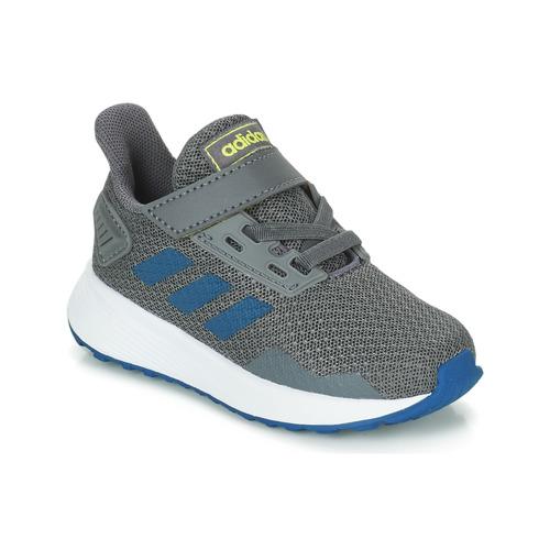 adidas Performance DURAMO 9 I Gris - Envío gratis | ! - Zapatos Running / trail Nino