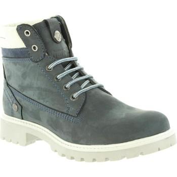 Zapatos Mujer Botas de caña baja Wrangler WL182500 CREEK Azul