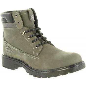 Zapatos Mujer Botas de caña baja Wrangler WL182500 CREEK Gris