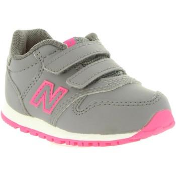Zapatos Niños Zapatillas bajas New Balance KV500PNI Gris