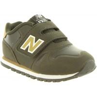 Zapatos Niños Zapatillas bajas New Balance KA373S3I Verde