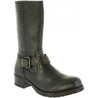 Zapatos Mujer Botas urbanas Wrangler WL182585 FIRE Negro
