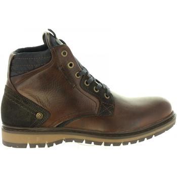 Zapatos Hombre Botas de caña baja Wrangler WM182030 MIWOUK Marrón