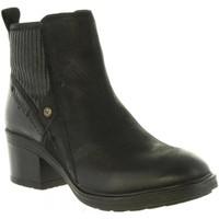 Zapatos Mujer Botines Wrangler WL182541 VAIL Negro