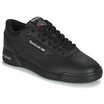 Zapatos Zapatillas bajas Reebok Classic EXOFIT LO CLEAN LOGO INT Negro