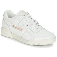 Zapatos Mujer Zapatillas bajas Reebok Classic WORKOUT LO PLUS Blanco