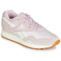 Zapatos Mujer Zapatillas bajas Reebok Classic RAPIDE Rosa