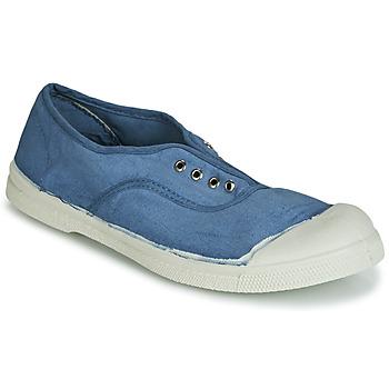 Zapatos Mujer Zapatillas bajas Bensimon TENNIS ELLY Denim