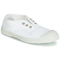Zapatos Niña Zapatillas bajas Bensimon TENNIS ELLY Blanco