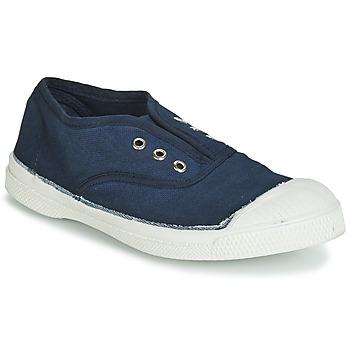 Zapatos Niños Zapatillas bajas Bensimon TENNIS ELLY Marino